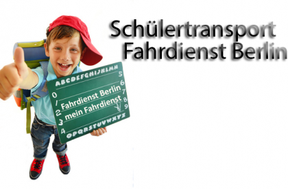Fahrdienst Berlin, Schülerbeförderung